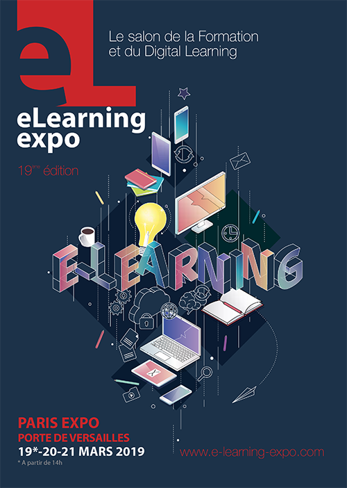 Onlineformapro au salon E-LEARNING EXPO 2019