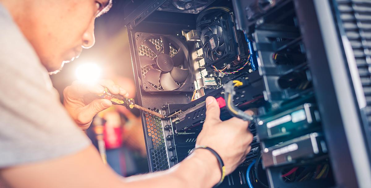 Recrutement technicien en maintenance informatique